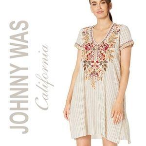 🆕️ Johnny Was Charlotte Drape Tunic Dress